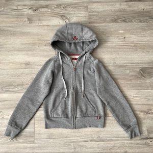 TNA zip up hoodie